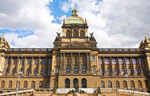 Realizace motorgenerátoru pro Národní muzeum v Praze 1
