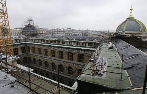 Realizace motorgenerátoru pro Národní muzeum v Praze 3