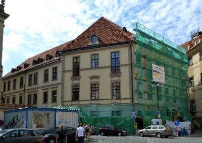 Trauttmannsdorfský palác v Praze