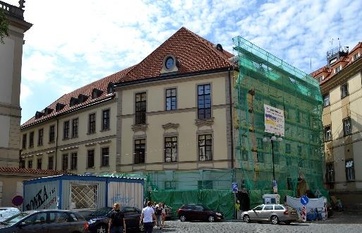 Realizace motorgenerátoru pro Trauttmannsdorfský palác v Praze 1