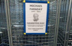 Realizace napájecích sítí a Faradayových klecí pro IBM 3