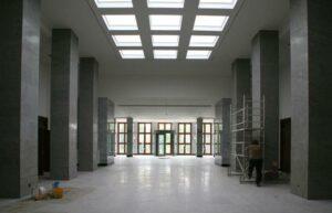 Realizace napájecích sítí pro Technické muzeum na Letné 2