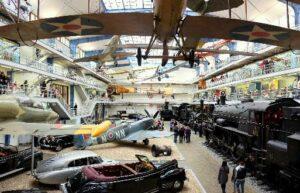 Realizace napájecích sítí pro Technické muzeum na Letné 4