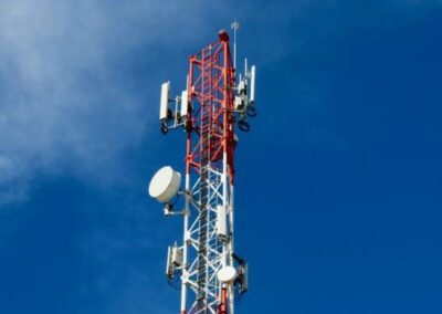 Vysílače mobilní sítě OSKAR