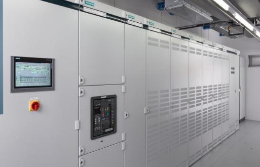 Realizace ochrany napájecích a datových sítí Komerční banky 2