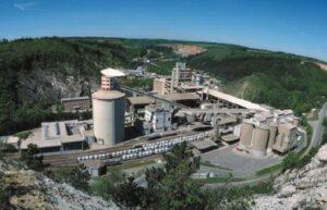 Realizace ochrany napájecích a datových sítí v Cementárnách 3