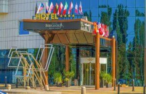 Realizace ochrany napájecích sítí BOBYCENTRUM Brno 2