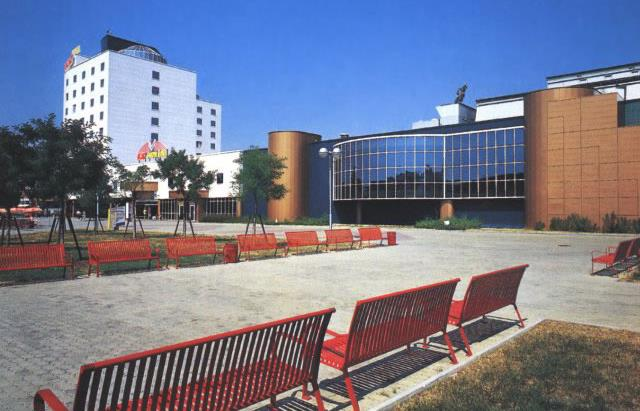 Realizace ochrany napájecích sítí BOBYCENTRUM Brno 3