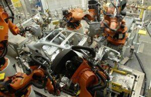 Realizace ochrany napájení výrobních linek ŠKODA AUTO 2