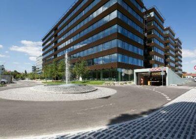 Budova Delta Praha 4, HP Enterprise