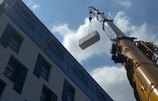 Realizace zálohování hotelu Karlín v Praze 4