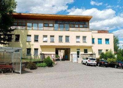 Nemocnice Mostiště