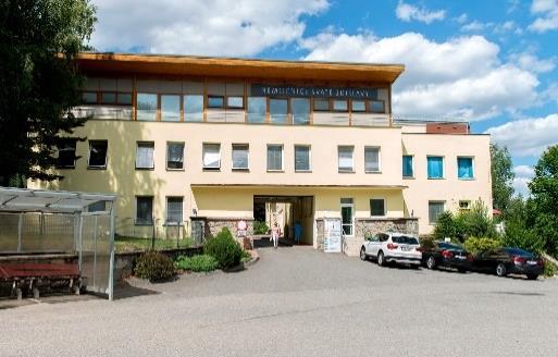 Realizace zálohování nemocnice Mostiště 1