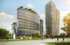 Realizace zálohování nových budov na Praze 4 1