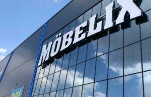 Realizace zálohování obchodního centra Möbelix 1