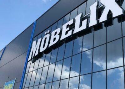 Obchodní centrum Möbelix