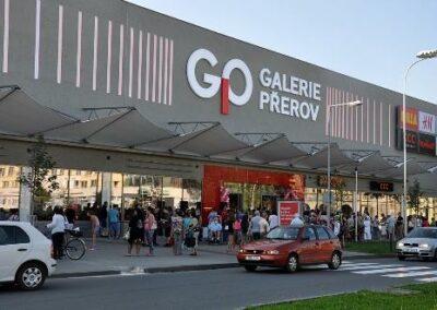 Obchodní centrum Galerie Přerov