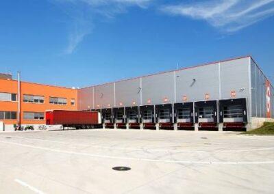 Logistické centrum u Brna