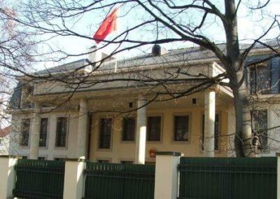 Čínské velvyslanectví v Praze