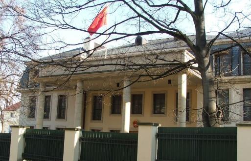 Realizace zálohování pro Čínské velvyslanectví v Praze 1