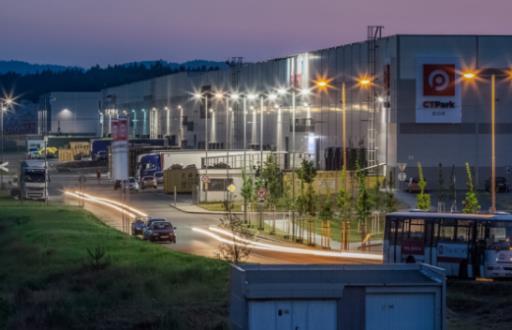 Realizace zálohování pro CTPark Bor u Tachova a Brno 1