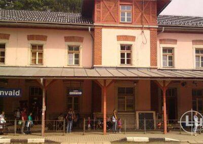 Železniční stanice Tanvald