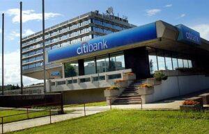 Realizace zálohování pro objekt CITIBANK v Praze 2