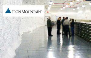 Realizace zálohování pro objekt Iron Mountainv Jenči 1