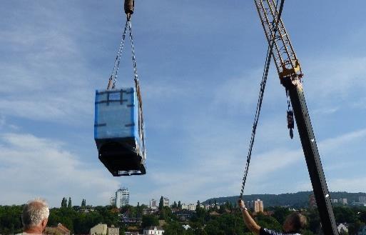 Realizace zálohování pro objekt KÚ Ústí nad Labem 3