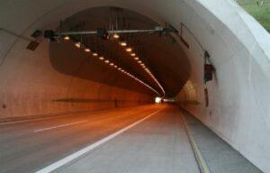 Realizace zálohování technologií v tunelu Valík 3