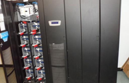 Realizace zálohování technologií v tunelu Valík 4