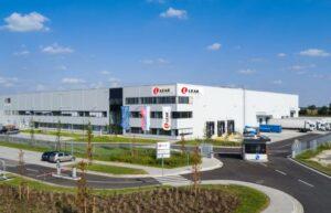 Realizace zálohování výrobní haly LEAR CT Park Voderady 1