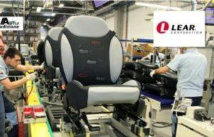 Realizace zálohování výrobní haly LEAR CT Park Voderady 2