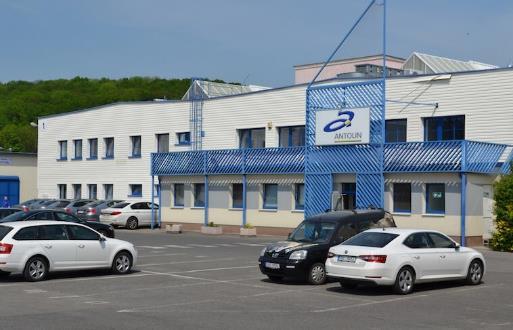 Realizace zálohování výroby ANTOLIN LIBAN 1