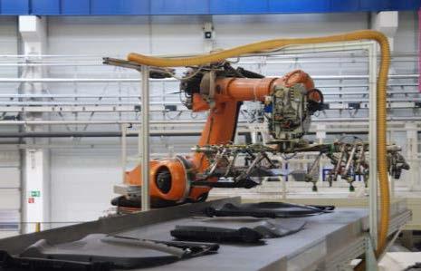 Realizace zálohování výroby ANTOLIN LIBAN 2