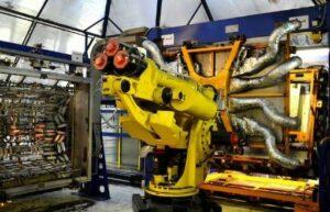 Realizace zálohování výroby ANTOLIN LIBAN 3