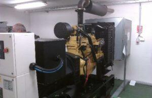 Realizace zálohování výroby ANTOLIN LIBAN 4