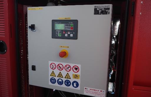 Realizace zálohování výroby Johnson Controls v Žatci 4