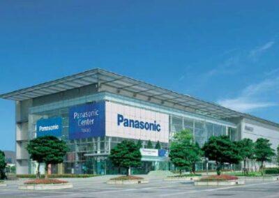 Výrobní linky Panasonic