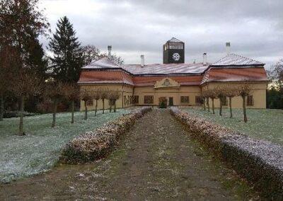 Zámek Kamenice u Jičína