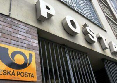 Zálohované napájení DSČP pro Českou poštu