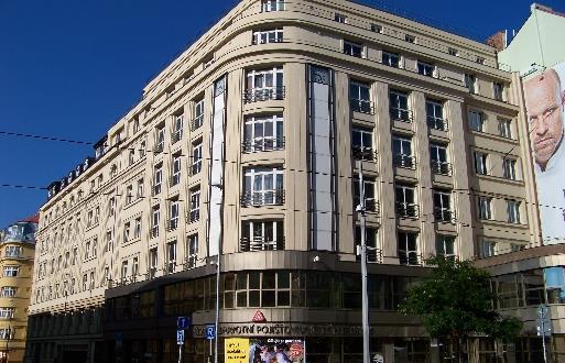 Realizace zálohovaného napájení budovy centrály VZP 2