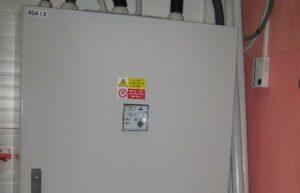 Realizace zálohovaného napájení chlazení Orifarm Supply 4