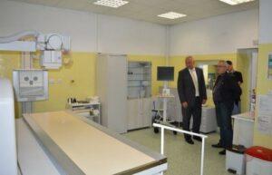 Realizace zálohovaného napájení nemocnice Tanvald 2