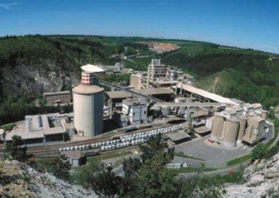 Technologie v Cementárně Radotín