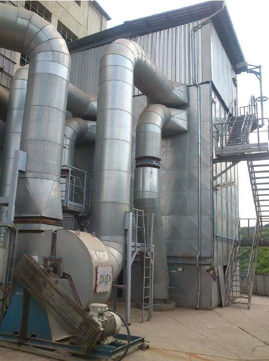 Realizace zálohovaného napájení v Cementárně Radotín 3