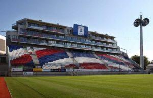 Servis motorgenerátoru fotbalového stadionu v Olomouci 1