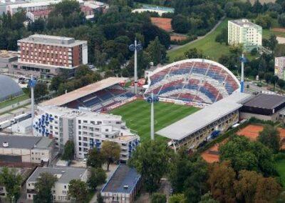 Fotbalový stadion Olomouc