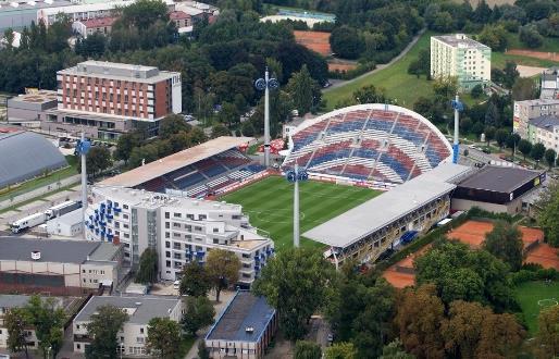 Servis motorgenerátoru fotbalového stadionu v Olomouci 2