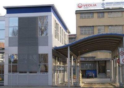 Veolia Smart Centrum Hradec Králové